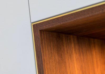Interieur op maat maatwerk interieur handgemaakt MTH Scheepsbetimmeringen Keuken Kamer en Suite Garderobe betimmeringen scheepsbouw CNC Hardinxveld 2089
